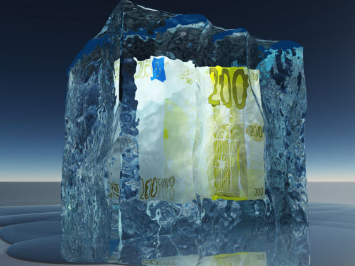 Credit Suisse Freezes Accounts