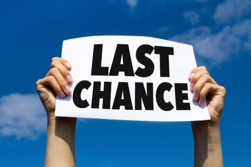 Last Chance Sign: End of Offshore Voluntary Disclosure Program