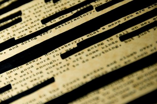 Redacted IRS Case History