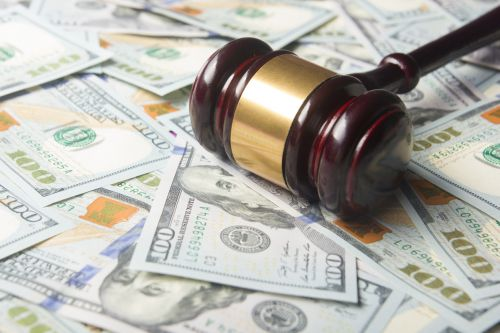 Judges Gavel on Cash