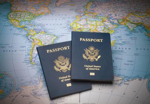 IRS passport certification