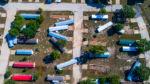 Homes Damaged by Hurricane Harvey